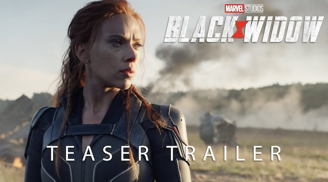 Take a Look at the First Black Widow Trailer!
