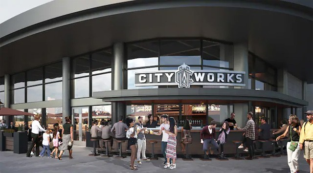City Works Eatery and Pour House in Disney Springs Opening Soon