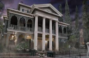 Breaking: Haunted Mansion at Disneyland Closing for Refurbishment