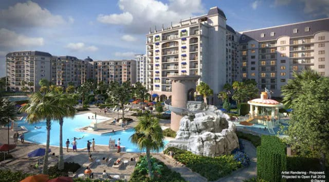 Live-Stream: Disney's Riviera Resort Official Opening Ceremony