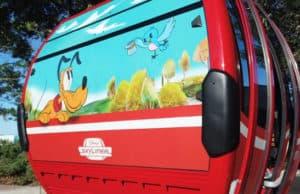 Disney Transportation Suspended Beginning This Week