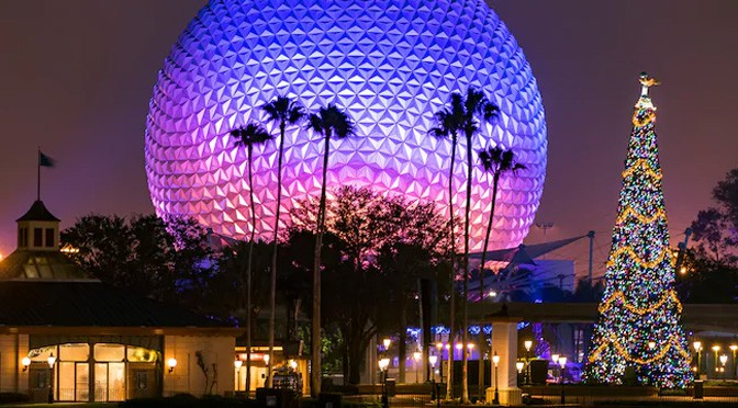 FREE KtP Printable Passport for Epcot International Festival of the Holidays!