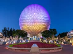 Breaking: Heavy Police Presence in Epcot Area