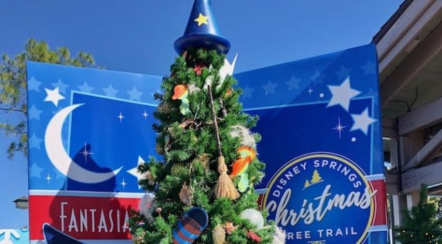 Top 19 Trees for The 2019 Disney Springs Christmas Tree Trail