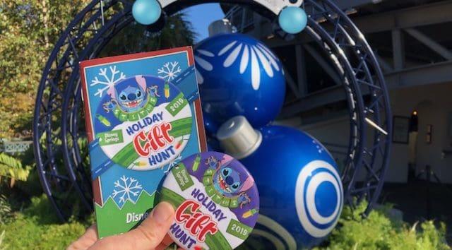 Stitch's Holiday Gift Hunt