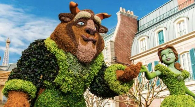 Events and Activities at Disney World March 2020