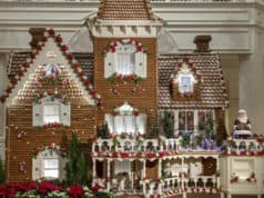 Disney's Grand Floridian - All Decked Out For the Holidays!