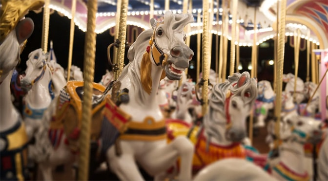 King Arthur Carrousel Refurbishment Scheduled at Disneyland