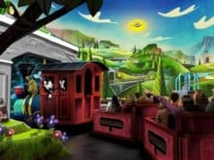 Mickey and Minnie's Runaway Railway Finally Receives an Opening Date