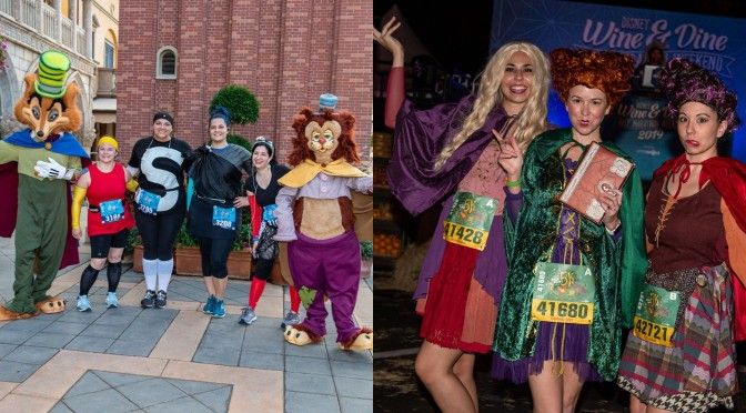 2020 runDisney Wine and Dine Half Marathon to be Villain Themed