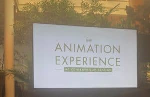 Animation Experience at Disney's Animal Kingdom