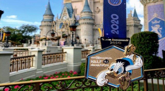 Running the Walt Disney World Marathon Weekend Half Marathon