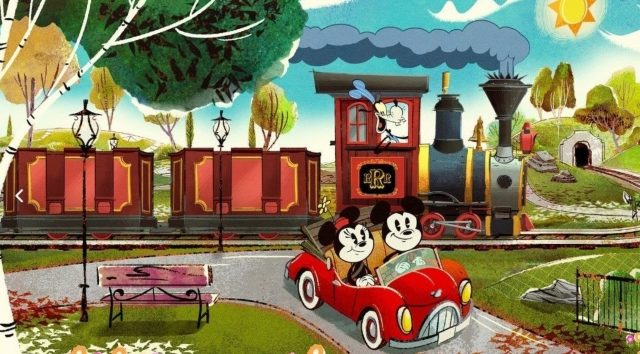 New Animated Short Coming Soon to Mickey Shorts Theater