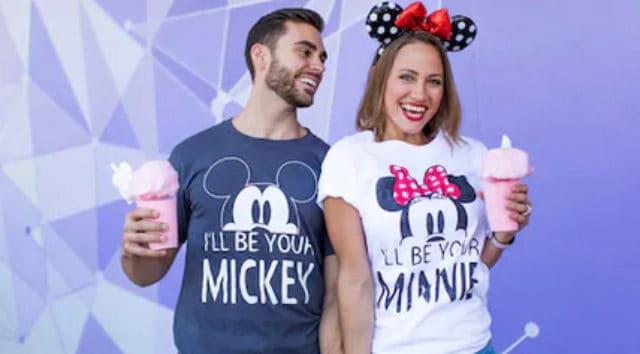 Ten Ways to Celebrate Valentine's Day at Walt Disney World
