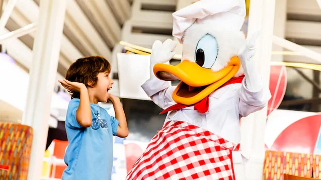 New: Disney Dining Plan Plus Details and Pricing