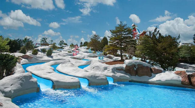 Blizzard Beach Closed Again Due to Weather
