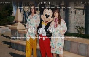 Gucci and Disney Collaborate to Release a New Collection for the 2020 Lunar New Year