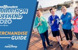 Walt Disney World Marathon Weekend Merchandise Guide
