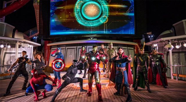 Marvel Day at Sea Returns to Disney Cruise Line