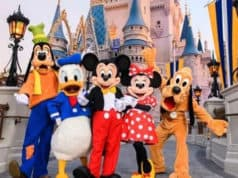 Disney stock spikes on news of possible Covid-19 vaccine