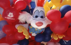 Meet Roger Rabbit at Disneyland's 80's Nite