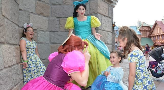 Tips for Visiting Disney World With Kids