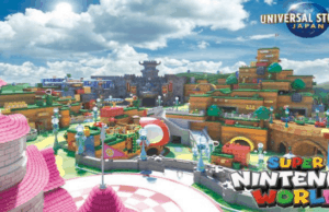 Super Nintendo World Coming to Universal Orlando