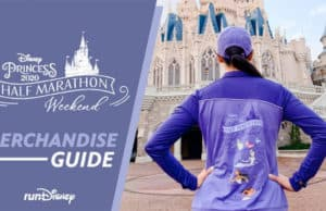 First Look: Enchanting Merchandise for 2020 Princess Half Marathon Weekend!