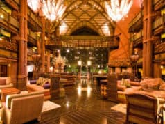 Club Level Suites at Disney's Animal Kingdom Lodge
