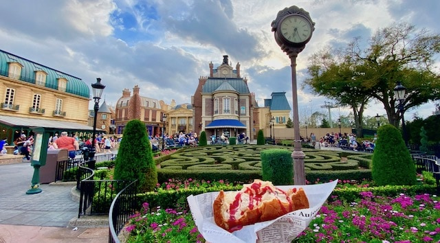 Bucket List Worthy Snacks at Epcot