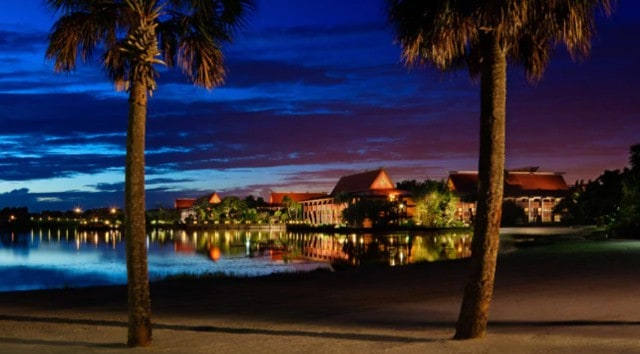 DVC Points Rental Review: Deluxe Studio at Disney's Polynesian