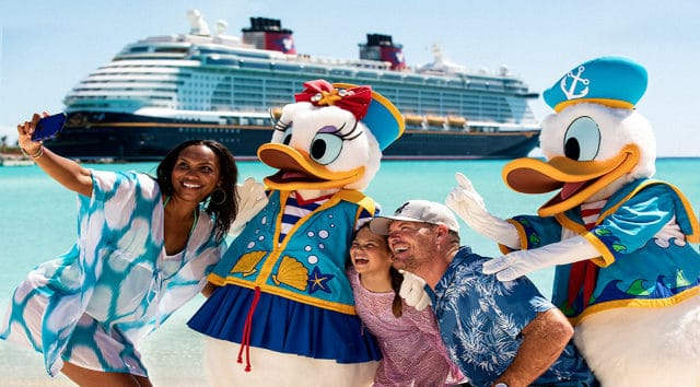 Staying Connected at Sea while on Disney Cruise Line
