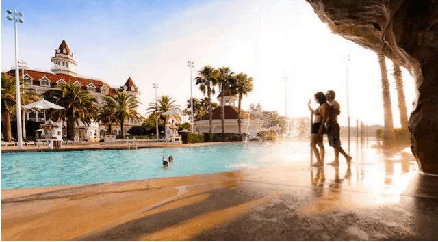 Grand Floridian Beach Pool to Undergo Refurbishment