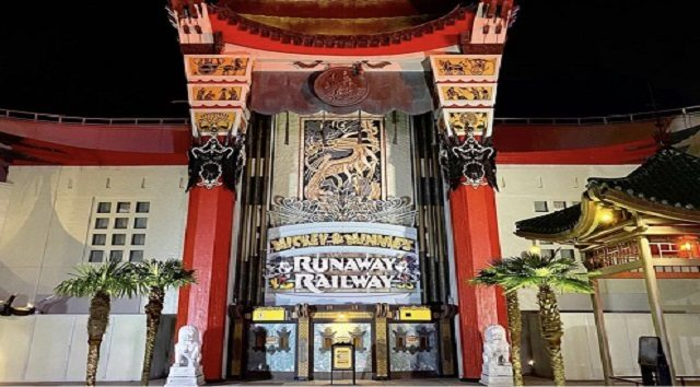 Celebrate Mickey and Minnie's Runaway Railway With Designer Ears!
