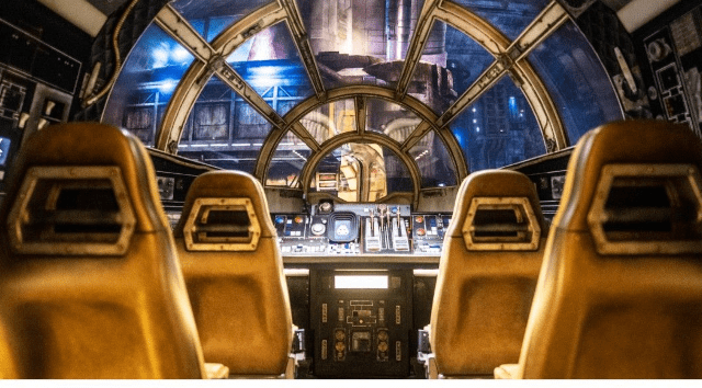 Millennium Falcon: Smugglers Run to Offer FastPass and MaxPass at Disneyland
