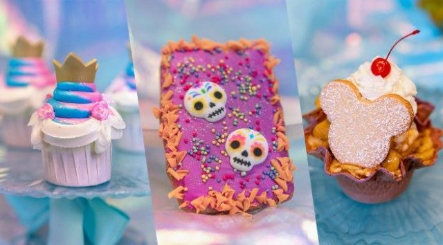 New Treats and Dining Package at Disneyland to Celebrate