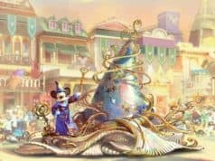 "News: Get a First Look at Mickey in the New ""Magic Happens"" Parade"