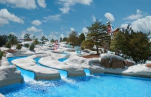 Water Parks Closed due to Cold Weather