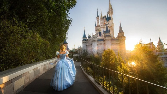Win a Night in the Cinderella Castle Suite