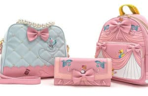 Celebrate Cinderella's 70th Anniversary With A New Loungefly Collection
