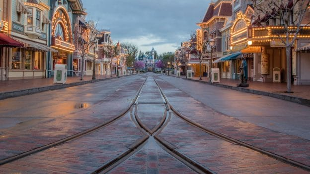 Disneyland is Beginning to Take Precautions to Combat Coronavirus