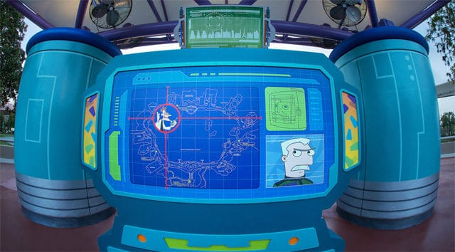 Agent P's World Showcase Adventure Closing Date Revealed