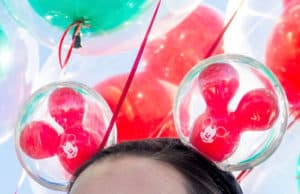 New: Information On The Release of Mickey Balloon Ears Headband