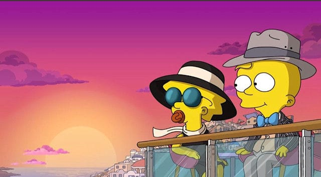 Disney's Newest Film 'Onward' Will Feature A New Animated Short of...The Simpsons?