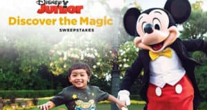 Disney Junior Sweepstakes Wants to Send Your Family to Disney World