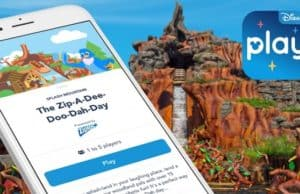 Disney Parks Play App Trivia Is Just What We Need When We're Missing 'Home'