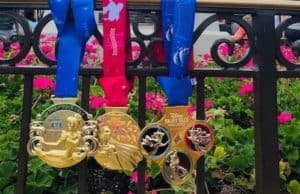 Princess Weekend Half Marathon Review