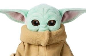 Disney Craft: How to Make a Toilet Paper Baby Yoda!