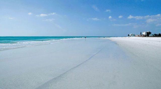 Florida Beaches Closed Due To Coronavirus Concerns