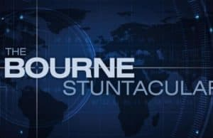 """Team Member Previews This Weekend for """"The Bourne Stuntacular"""""""